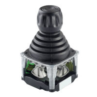 JC3000 - Analog eller digital joystick