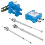 ICT080 – Beröringsfri linjärgivare för inbyggnad i cylinder 1